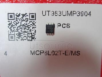 MCP6L02T-E/MS