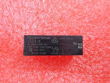 JS24-K 24V 8A 5PINS