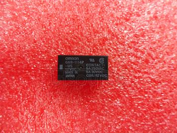 G6B-1114P-US-12VDC G6B-1114P-US-DC12V G6B-1114P-US-12V 12V 5A 4PINS