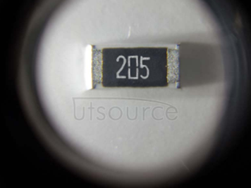 2512 Chip Resistor 205Ω ±1% 1W