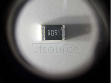 2512 Chip Resistor 0.051Ω(51mR) ±1% 1W