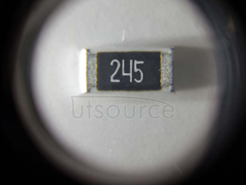 2512 Chip Resistor 2.4MΩ ±1% 1W