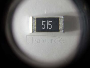 2010 Chip Resistor 5.1MΩ ±1% 3/4W