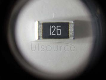 2010 Chip Resistor 12MΩ ±1% 3/4W