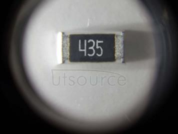 2010 Chip Resistor 4.3MΩ ±1% 3/4W