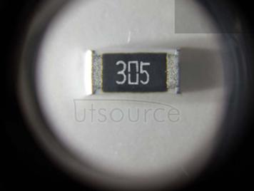 2010 Chip Resistor 3MΩ ±1% 3/4W