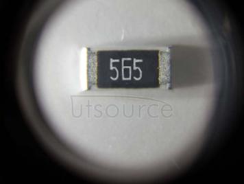 2010 Chip Resistor 5.6MΩ ±1% 3/4W
