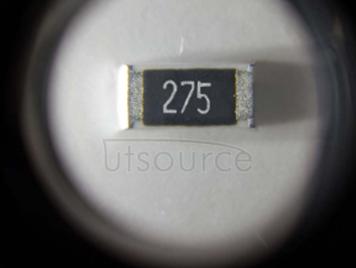 2010 Chip Resistor 2.7MΩ ±1% 3/4W
