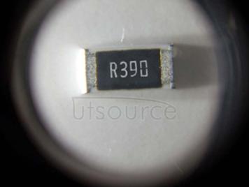 2010 Chip Resistor 0.39Ω(390mR) ±1% 3/4W