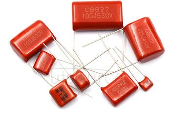 CBB Capacitor CL Capacitor CL21X CL21 100V152J 1.5NF 0.0015UF Pitch P=5MM ±5%