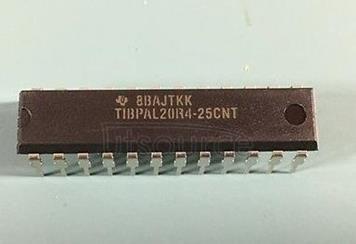TIBPAL20R4-25CNT