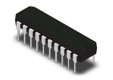 TPIC6A595NE IC 8-BIT SHIFT REGISTER 20-DIP
