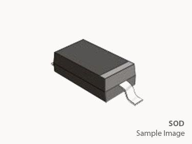 DZ2J200M0L Zener Diodes 200mW, DZ2J Series, Panasonic
