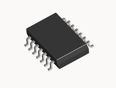 MAX532ACWE Dual, Serial-Input, Voltage-Output, 12-Bit MDAC