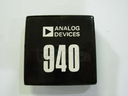 AD940 10-Bit,   210   MSPS   A/D   Converter