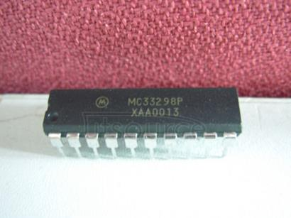 MC33298P OCTAL SERIAL SWITCH SPI Input/Output