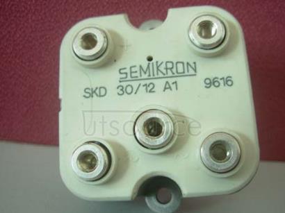 SKD30/12 Power Bridge Rectifiers
