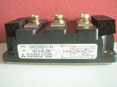 QM150DY-HK HIGH POWER SWITCHING USE INSULATED TYPE