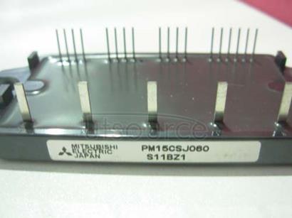 PM15CSJ060 USING   INTELLIGENT   POWER   MODULES