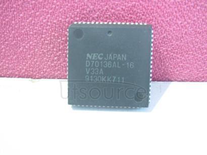 UPD70136AL-16 16-Bit Microprocessor