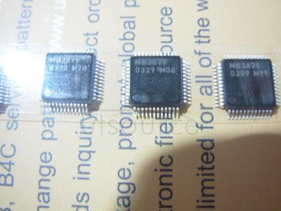 MB3879 DC/DC Converter IC for Parallel Charging of 3/4 cell Li-ion & NiMH Batteries
