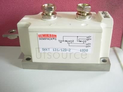 SKKT131/12D-2 Thyristor / Diode Modules