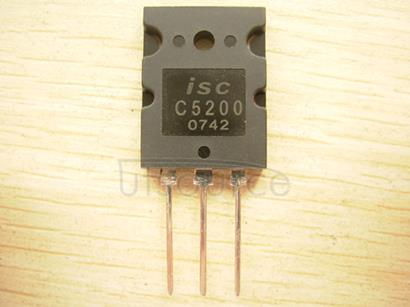 2SC5200 Power Amplifier Application NPN TransistorNPN