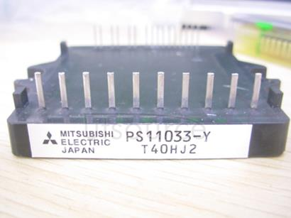 PS11033-Y Intellimod⑩ Module Application Specific IPM 8 Amperes/600 Volts