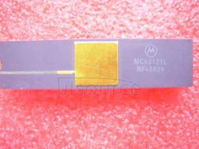 MC68121L INTEGRATED   CIRCUITS