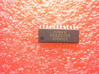 CXA2075M Color Encoder Circuit