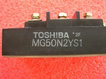 MG50N2YS1 TRANSISTOR MODULES