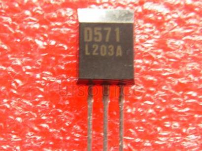 2SD571 NPN SILICON TRANSISTOR