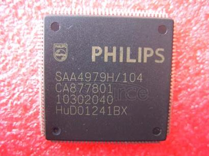 SAA4979H/104 Besic(Video Processing IC)Besic