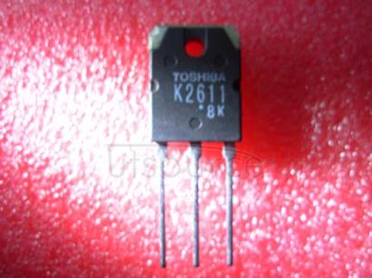 2SK2611 N  CHANNEL   MOS   TYPE   (HIGH   SPEED,   HIGH   VOLTAGE   SWITCHING,   DC-DC   CONVERTER,   RELAY   DRIVE   AND   MOTOR   DRIVE   APPLICATIONS)