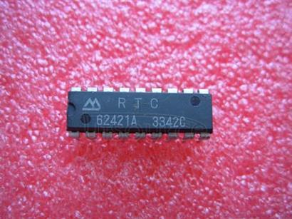 RTC62421A 4-bit REAL TIME CLOCK MODULE