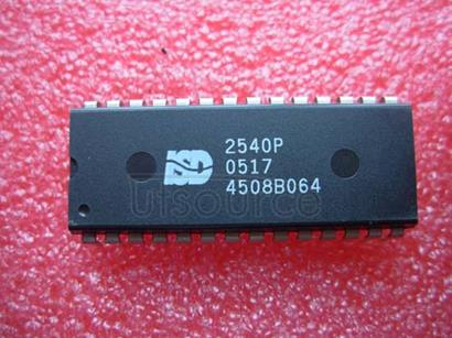 ISD2540P SINGLE-CHIP, MULTIPLE-MESSAGES, VOICE RECORD/PLAYBACK DEVICE 32-, 40-, 48-, AND 64-SECOND DURATION