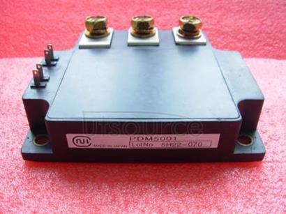 PDM5001 MOSFET   MODULE   Dual   50A/500V