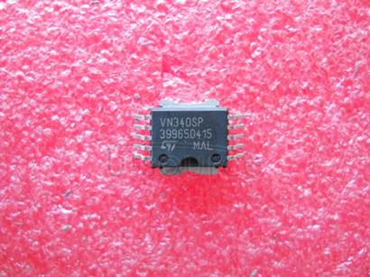 VN340SP Quad High Side Smart Power Solid State Relay