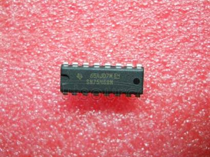 SN75468N 16-Bit 250kHz CMOS Analog-to-Digital Converter w/Parallel Interface 4.096V Internal Reference 28-SSOP -40 to 85