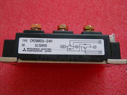 CM200DU-24H HIGH POWER SWITCHING USE INSULATED TYPE