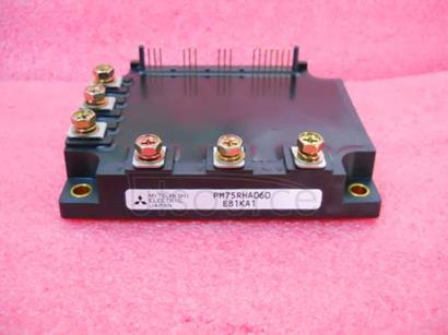 PM75RHA060 TRANSISTOR | IGBT POWER MODULE | 3-PH BRIDGE | 600V VBRCES | 75A IC