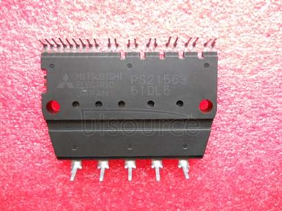 PS21563 Intellimod⑩ Module Dual-In-Line Intelligent Power Module 10 Amperes/600 Volts