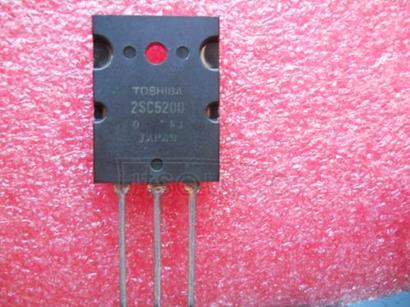 2SC5200-0 NPN TRIPLE DIFFUSED TYPE (POWER AMPLIFIER APPLICATIONS)
