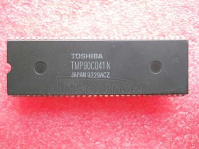 TMP90C041N CMOS 8-Bit Microcontrollers