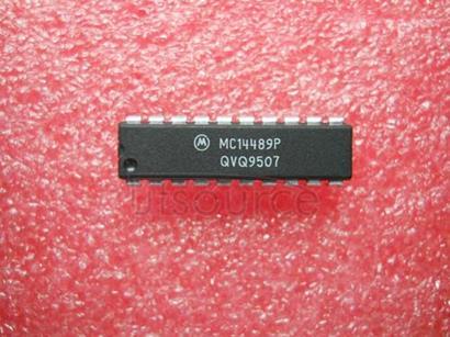 MC14489P Digital Signal Processor 181-CPGA -55 to 125