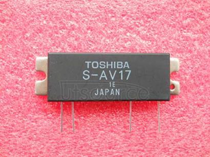 S-AV17 RF POWER AMPLIFIER MODULEHAM, VHF 50W FM RF POWER AMPLIFIER MODULE