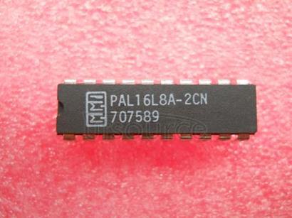 PAL16L8A-2CN Fuse-Programmable PLD