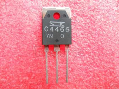 2SC4466 Silicon NPN Triple Diffused Planar TransistorNPN