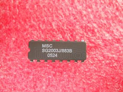 SG2003J/883B Driver - Medium Current Array