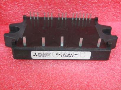 PM15CHA060 Intellimod⑩-3 Module Three Phase IGBT Inverter Output 15 Amperes/110-230 Volts